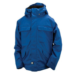 Ride Youth Nova 2011 - Electric Blue - Youth Snowboarding Jacket