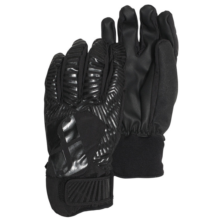 Forum Fair - Black to the Future - Men's Gloves - Small