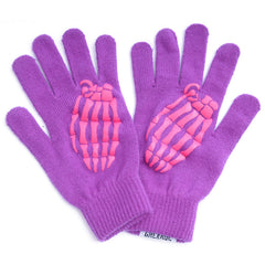Grenade Crypt 2011 - Purple - Men's Gloves