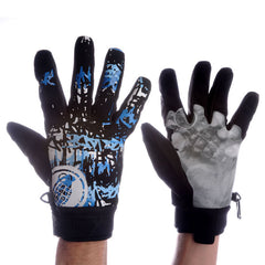 Grenade G.A.S. Stash - Black - Men's Gloves