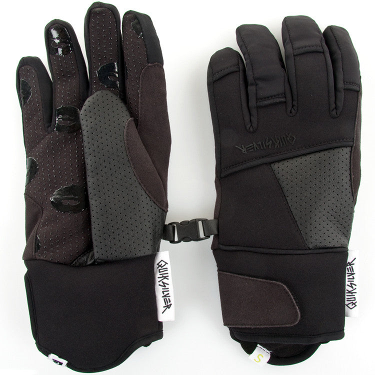 Quiksilver Scaphoid - Black - Men's Gloves - X Large