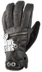 Rome Bowery 08 - Black - Men's Gloves - Small