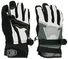 Grandoe Genesis Closer - Twig / Medium Grey / Chrome - Women's Gloves - Large