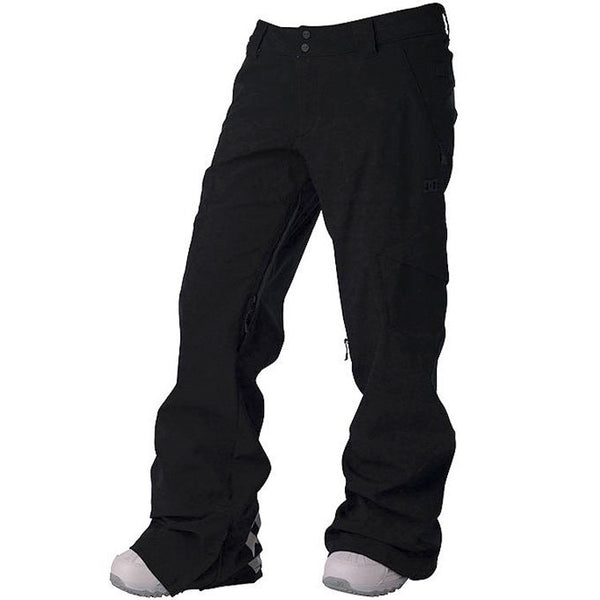 DC Arpa SS 2010 - Men's Snowboarding Pants - Black - Large
