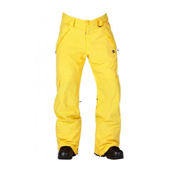 DC Baker 2011 - Men's Snowboarding Pants - Gold