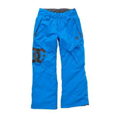DC Donon 2011 - Youth Snowboarding Pants - Lapis - Youth Medium