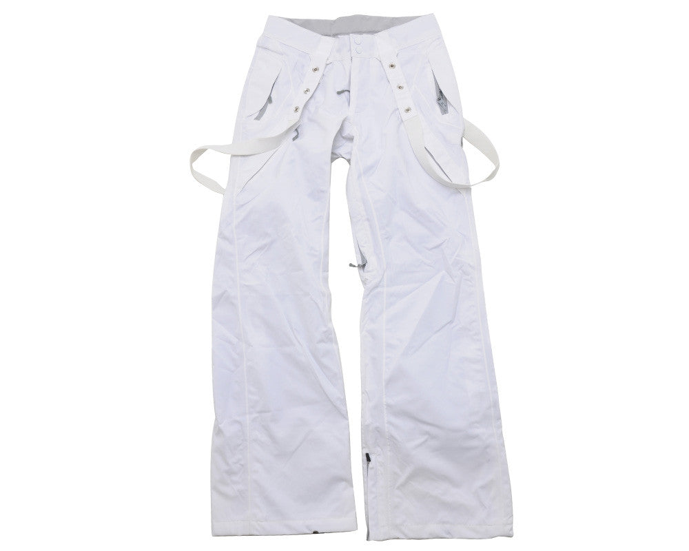 DC SnowZephyr - Men's Snowboarding Pants - White - Extra Small