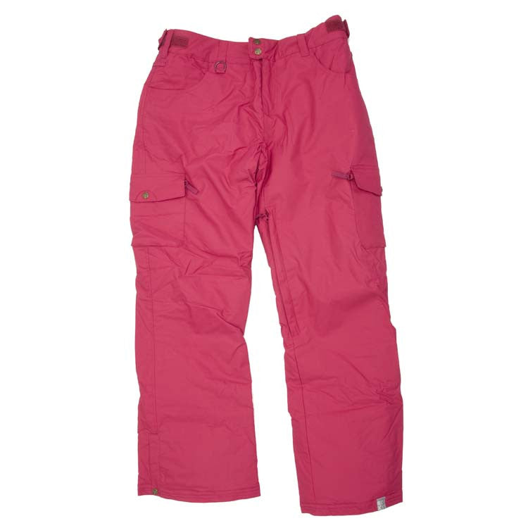 Roxy Transition - Women's Snowboarding Pants - Sangria