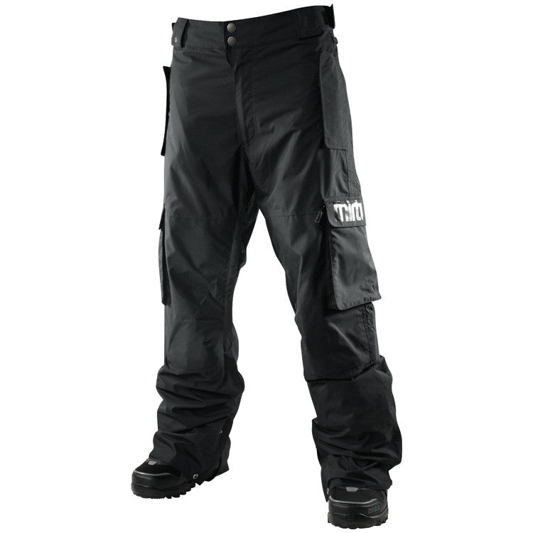 32 Blahzay - Men's Snowboarding Pants - Black