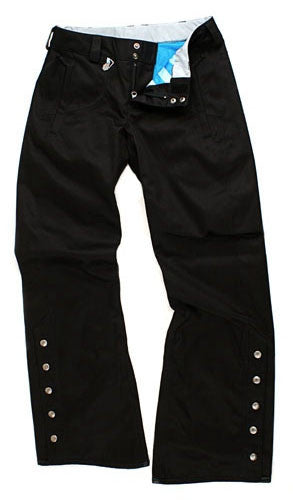 Volcom Otome 2009 - Men's Snowboarding Pants - Black