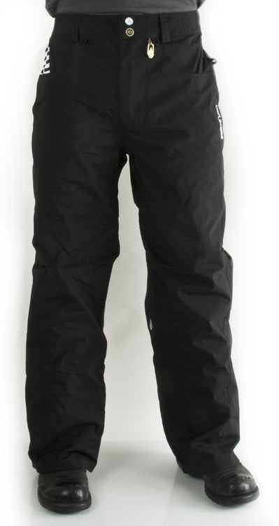 Volcom Jean 2010 - Men's Snowboarding Pants - Black - X Large