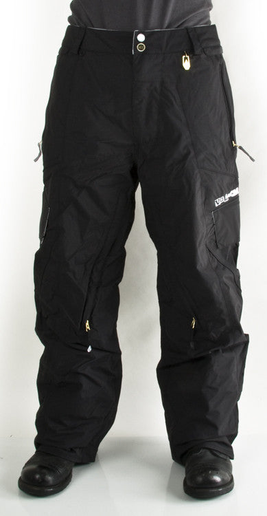 Volcom Tone 2010 - Men's Snowboarding Pants - Black - X Large
