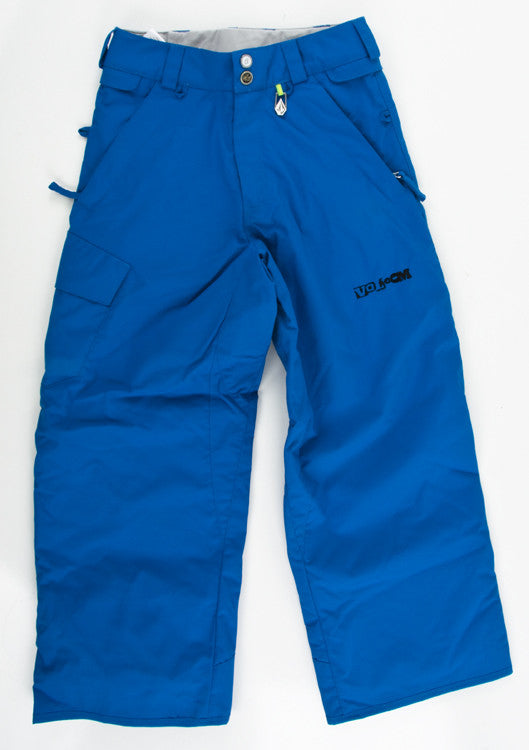 Volcom Leaded 2010 - Men's Snowboarding Pants - Cyan