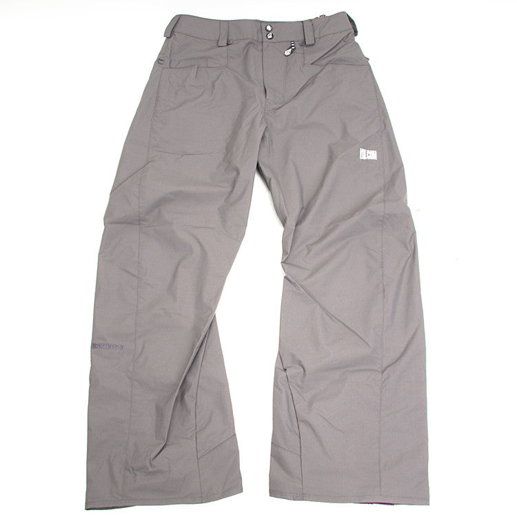 Volcom Roadhouse 5 Pocket 2011 - Men's Snowboarding Pants - Charcoal
