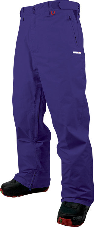 Four Square Wong - Men's Snowboarding Pants - Night