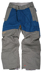 Quiksilver Travis Rice - Men's Snowboarding Pants - Blue