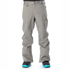 Quiksilver Tuff Spins Shell - Men's Snowboarding Pants - Smoke