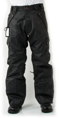 Holden KR3W Knuckle - Men's Snowboarding Pants - Black - Large