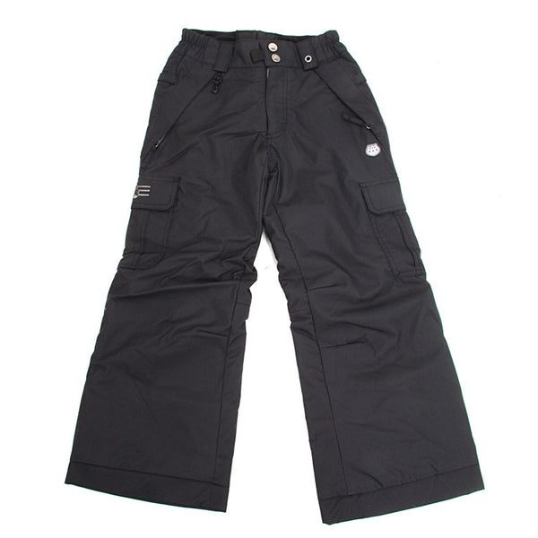 686 Ridge - Youth Snowboarding Pants - Black