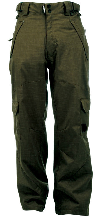 Ride Phinney - Men's Snowboarding Pants - Canteen Herringbone