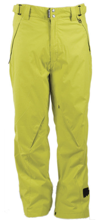Ride Madrona - Men's Snowboarding Pants - Lime