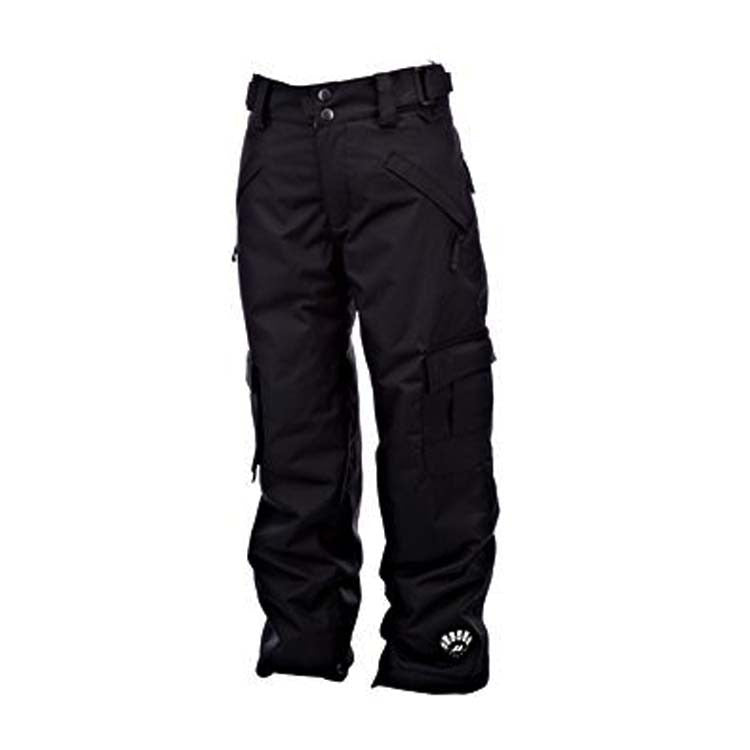 Ride Charger 2011 - Youth's Snowboarding Pants - Black