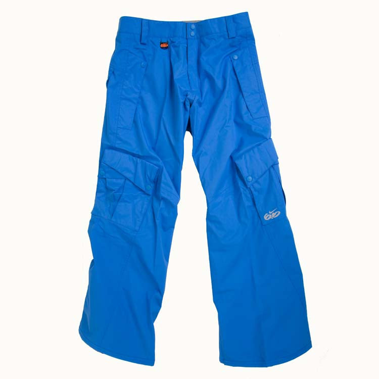 Nike Budmo - Men's Snowboarding Pants - Photo Blue