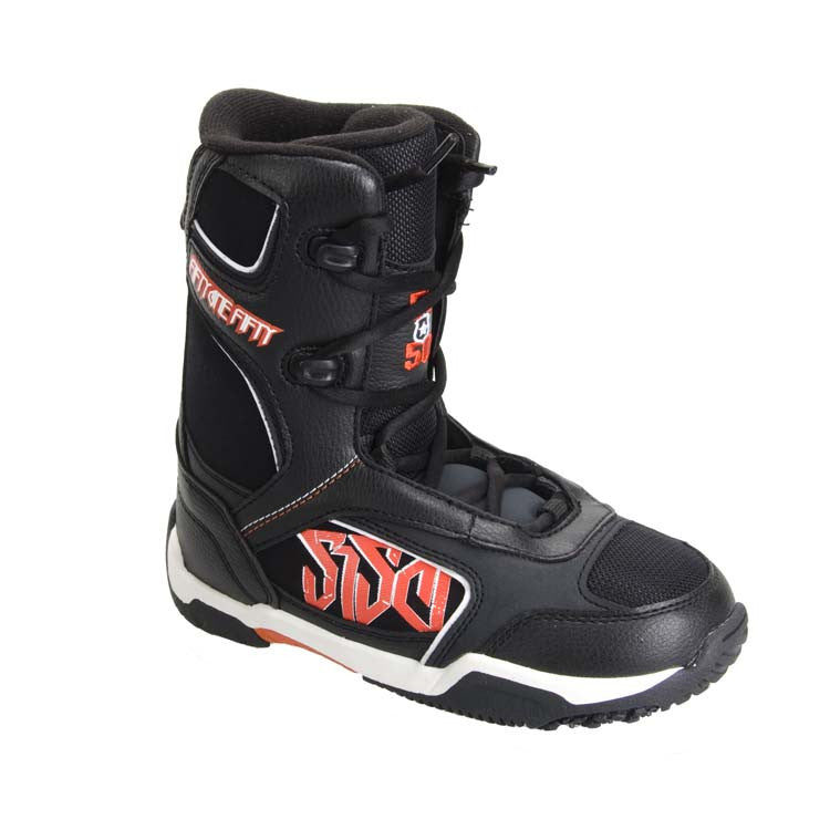 5150 Brigade 2011 - Youth's Black Snowboard Boots