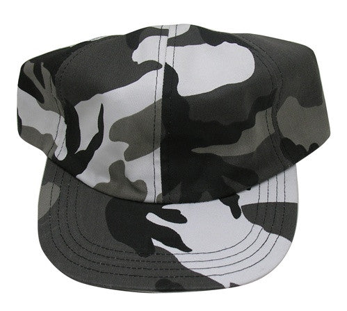 Rothco Kid's Adjustable Hat - Urban Camo