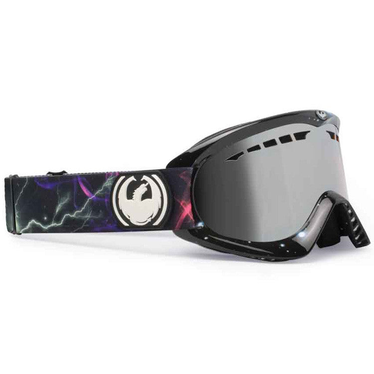 Dragon DX 2011 - Mythical Wizard Frame / Ionized Lens - Medium / Large Fit