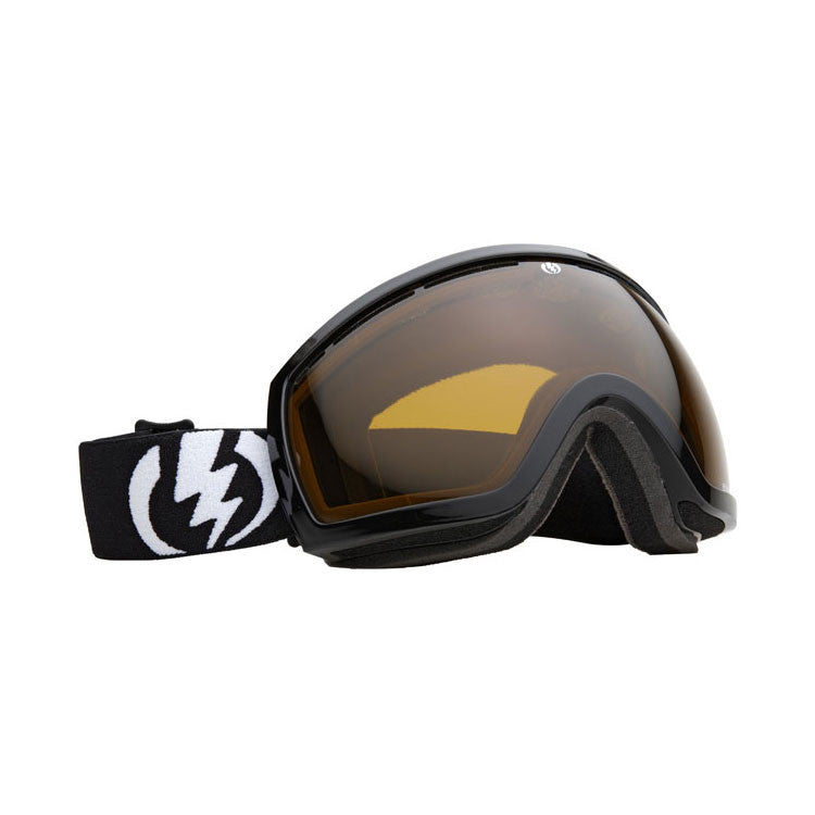 Electric EG2.5 2011 - Gloss Black Frame - Grey Polarized Lens - Snowboard Goggles