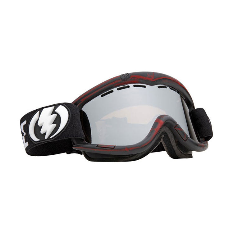 Electric Pat Moore - EG1 2011 - Bronze Frame - Silver / Chrome Lens - Snowboard Goggles