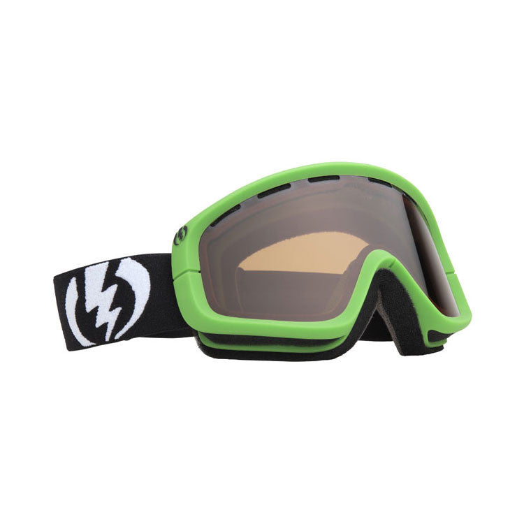 Electric EGB 2011 - Green Frame / Bronze Lens - Snowboard Goggles