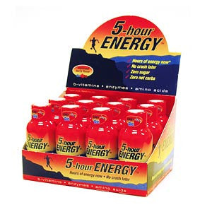 5-Hour Energy Shot 12 Pack - Grape