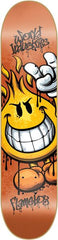 World Industries Raw Flameboy - Orange - 7.6 - Skateboard Deck