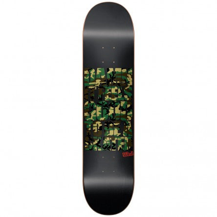 Blind Damn SS - Black/Camo - 8.1 - Skateboard Deck