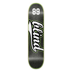 Blind Athletic Skin SS - Green/Grey - 8.1 - Skateboard Deck