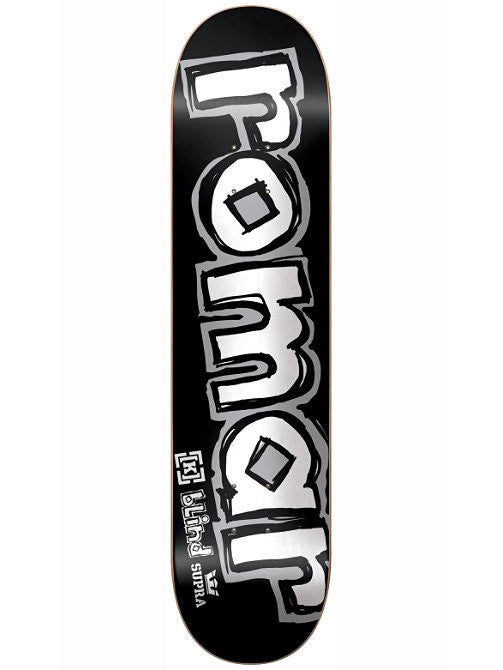 Blind Pro G Collab R8 - Black/White - 8.0 - Skateboard Deck