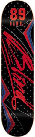 Blind Damn VII SS - Red/Black - 8.0 - Skateboard Deck
