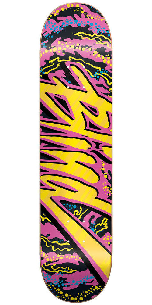Blind Trip Out SS - Pink - 7.75 - Skateboard Deck