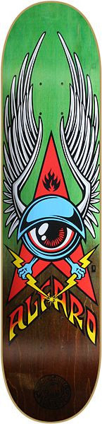 Black Label Alfaro Throwback - Assorted - 8.25 - Skateboard Deck