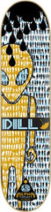 Alien Workshop Dill Alpha - Blue/Brown - 8.125 - Skateboard Deck