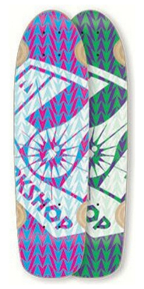 Alien Workshop Minnow Mini - Assorted - 7.25in x 26.5in - Skateboard Deck