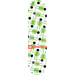 Alien Workshop Dyrdek Free Minds Large - Green/White - 8.0 - Skateboard Deck