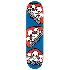 Alien Workshop Dyrdek Triad Classic - Blue - 8.0 - Skateboard Deck