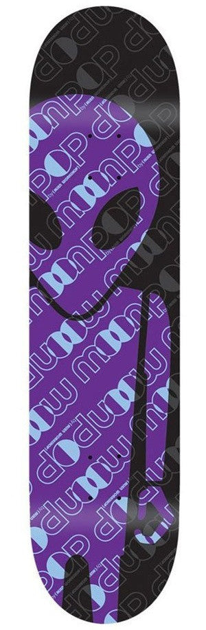 Alien Workshop MoonPop - Black/Purple - 7.8 - Skateboard Deck