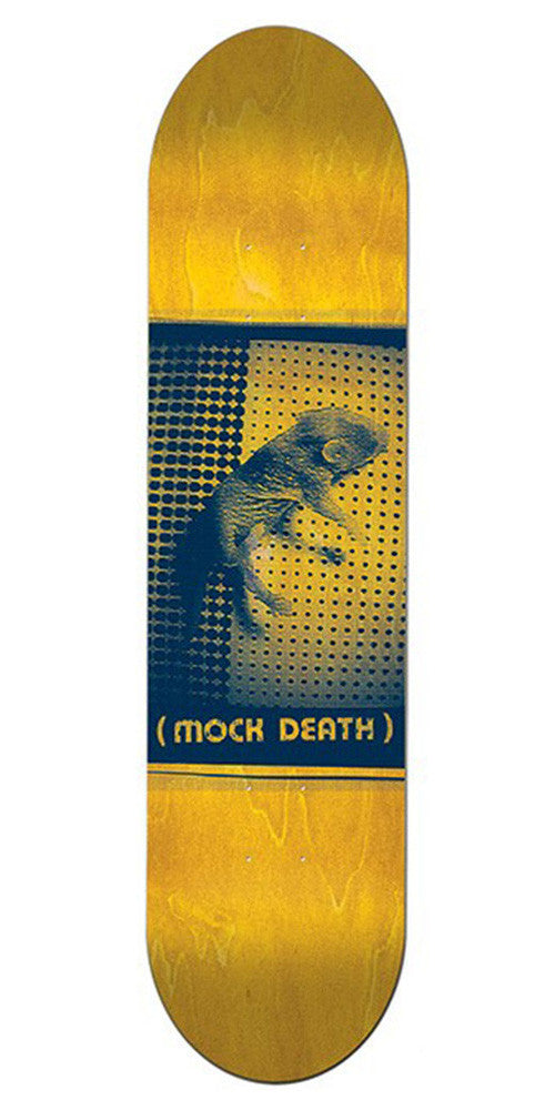Alien Workshop Mock Death Small - Assorted - 8.125 - Skateboard Deck