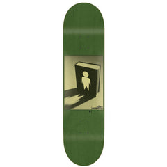 Alien Workshop Good Book - Green - 8.375in - Skateboard Deck