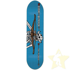 Toy Machine Diego Bucchieri Crossbow - Blue - 8.25 - Skateboard Deck