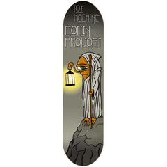 Toy Machine Collin Provost Stairway - Grey - 8.375 - Skateboard Deck